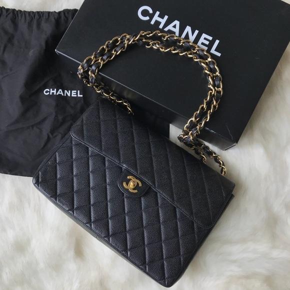 5521f5f21386 CHANEL Bags | Classic Single Flap Caviar Bag | Poshmark